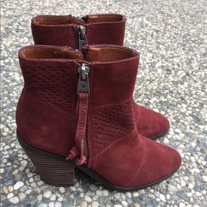 Lucky Brand Chic Booties
